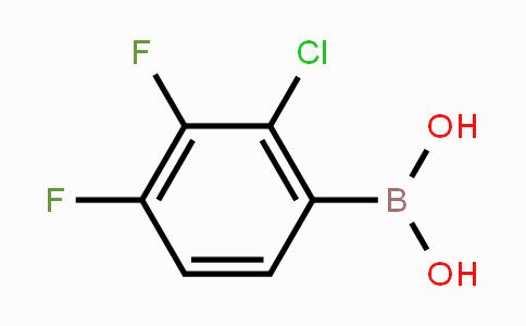 2121511-30-4 | 2-Chloro-3,4-difluorophenylboronic acid