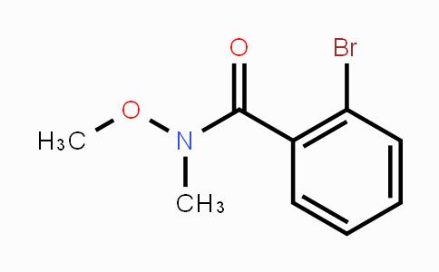MC452879 | 899425-05-9 | 2-Bromo-N-methoxy-N-methylbenzamide