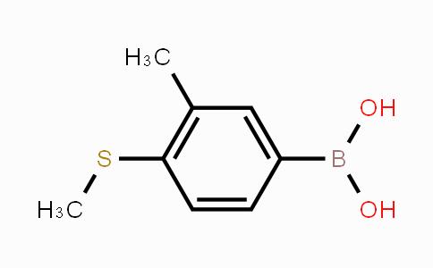 MC452887 | 221031-07-8 | 3-Methyl-4-(methylthio)phenylboronic acid