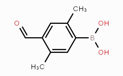 2121513-06-0 | 2,5-Dimethyl-4-formylphenylboronic acid