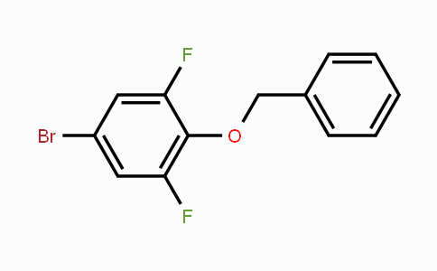 MC452939 | 99045-18-8 | 4-Bromo-2,6-difluoro-1-(benzyloxy)benzene