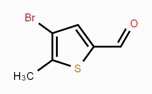 29421-75-8 | 4-Bromo-5-methylthiophene-2-carbaldehyde