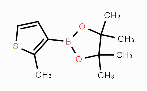 910553-12-7 | 2-Methylthiophene-3-boronic acid pinacol ester