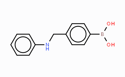 690957-44-9 | 4-(Phenylamino)methyl)phenylboronic acid
