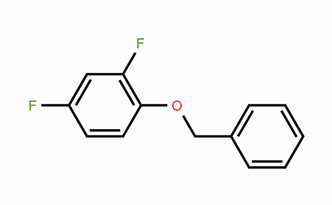 152434-86-1 | Benzyl 2,4-difluorophenyl ether