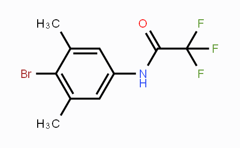 306297-11-0 | N-(4-Bromo-3,5-dimethylphenyl)-2,2,2-trifluoroacetamide
