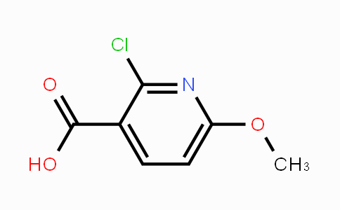 MC453037 | 503000-87-1 | 2-Chloro-6-methoxypyridine-3-carboxylic acid