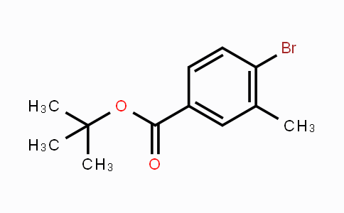 MC453046 | 347174-28-1 | tert-Butyl 4-bromo-3-methylbenzoate