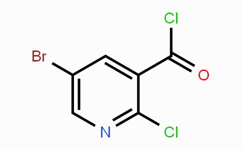MC453076 | 78686-86-9 | 5-Bromo-2-chloro-3-pyridinecarbonyl chloride