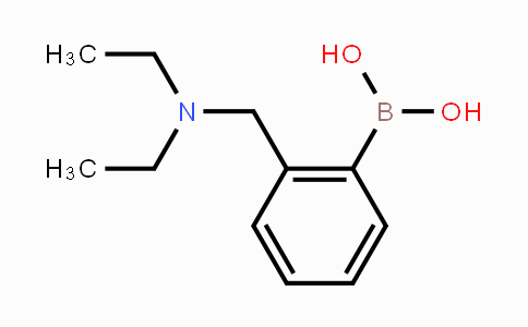 MC453087 | 95753-24-5 | 2-[(Diethylamino)methyl]phenylboronic acid