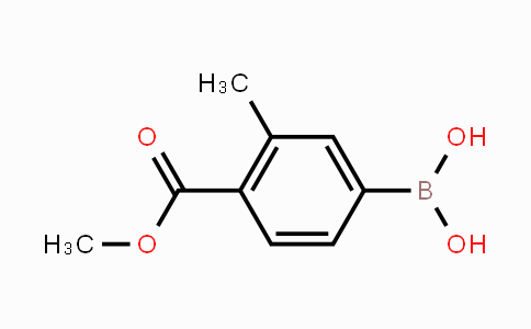 603122-81-2 | 3-Methyl-4-(methoxycarbonyl)phenylboronic acid