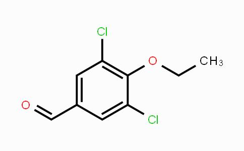 43171-37-5   3,5-Dichloro-4-ethoxybenzaldehyde