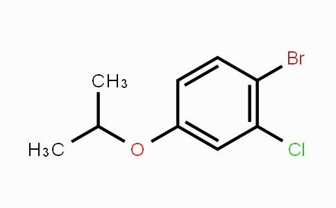 MC453112 | 313545-46-9 | 1-Bromo-2-chloro-4-isopropoxybenzene