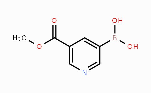 871329-53-2 | 5-(Methoxycarbonyl)pyridine-3-boronic acid