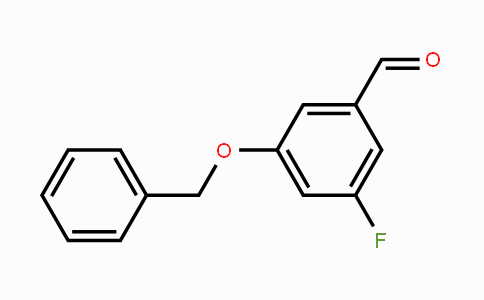 883443-39-8 | 3-Benzyloxy-5-fluorobenzaldehyde