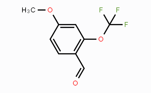 886503-52-2 | 4-Methoxy-2-(trifluoromethoxy)benzaldehyde