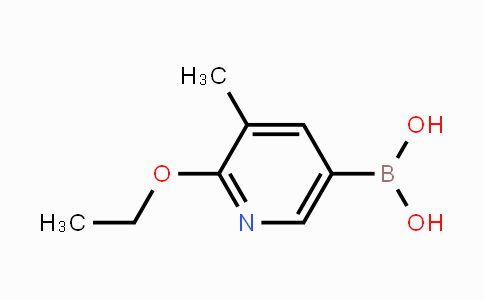 DY453166 | 1451391-77-7 | 2-Ethoxy-3-methylpyridine-5-boronic acid