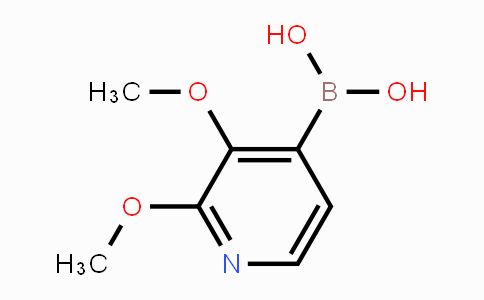 DY453180 | 1031438-93-3 | 2,3-Dimethoxypyridine-4-boronic acid