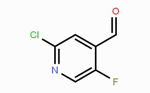 MC453183 | 884494-54-6 | 2-Chloro-5-fluoro-pyridine-4-carbaldehyde