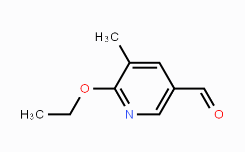DY453185 | 1224604-16-3 | 2-Ethoxy-3-methylpyridine-5-carboxaldehyde