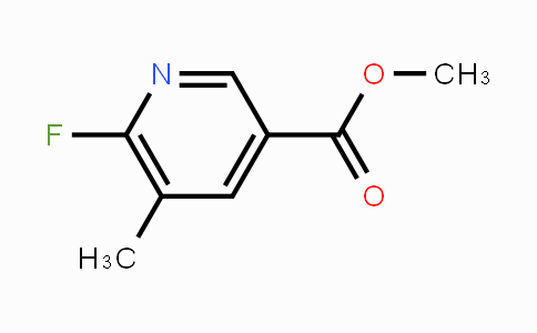 211122-38-2 | Methyl 6-fluoro-5-methylpyridine-3-carboxylate