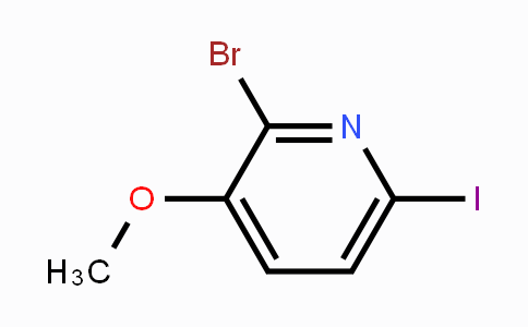 MC453192 | 321535-37-9 | 2-Bromo-6-iodo-3-methoxypyridine