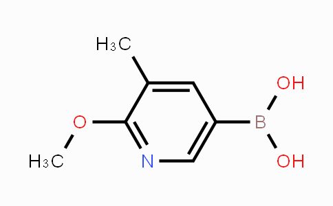 DY453206 | 1083168-99-3 | 2-Methoxy-3-methylpyridine-5-boronic acid