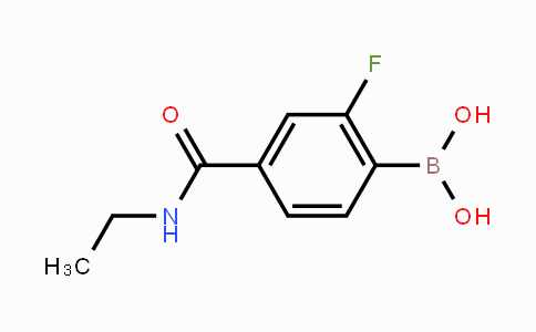 MC453212 | 874289-29-9 | 2-Fluoro-4-(N-ethylaminocarbonyl)phenylboronic acid