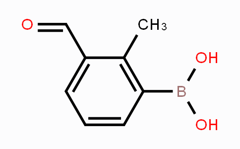 MC453248 | 631909-10-9 | 3-Formyl-2-methylphenylboronic acid
