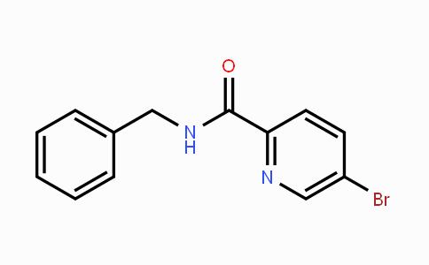 MC453255 | 951885-05-5 | N-Benzyl-5-bromopyridine-2-carboxamide