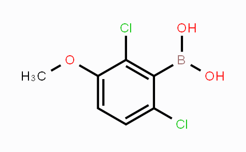 MC453256 | 851756-57-5 | 2,6-Dichloro-3-methoxyphenylboronic acid