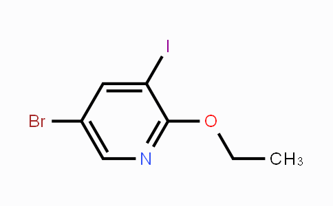 MC453271 | 848243-20-9 | 5-Bromo-2-ethoxy-3-iodo-pyridine