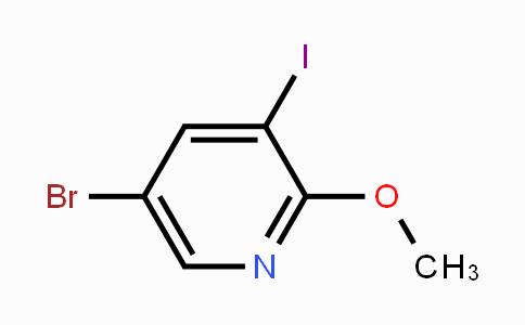 578007-66-6 | 5-Bromo-3-iodo-2-methoxypyridine