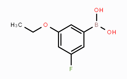 MC453297 | 850589-53-6 | 3-Ethoxy-5-fluorophenylboronic acid