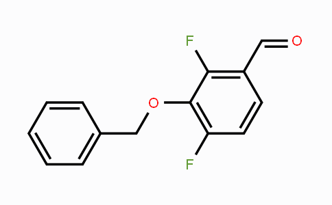 MC453305 | 947279-23-4 | 2,4-Difluoro-3-(phenylmethoxy)benzaldehyde