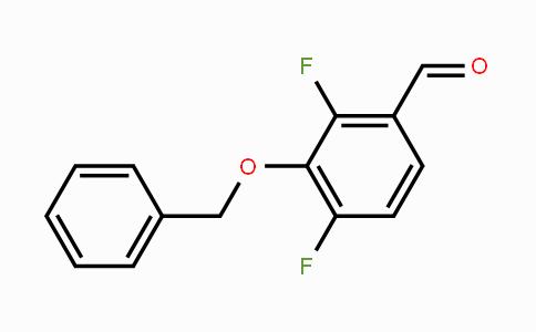 MC453305   947279-23-4   2,4-Difluoro-3-(phenylmethoxy)benzaldehyde