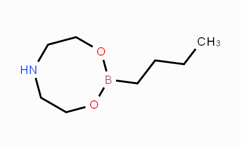 92527-13-4 | 2-(But-1-yl)-tetrahydro-4-H-1,3,6,2-dioxazaborocine
