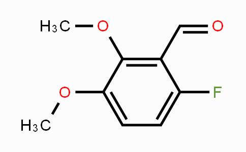 MC453348 | 457628-14-7 | 2,3-Dimethoxy-6-fluorobenzaldehyde
