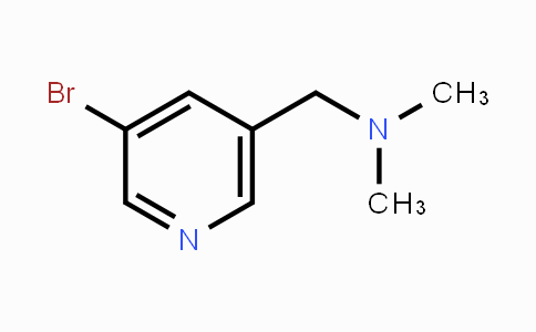 MC453356 | 908864-98-2 | 3-Bromo-5-(N,N-dimethylaminomethyl)pyridine