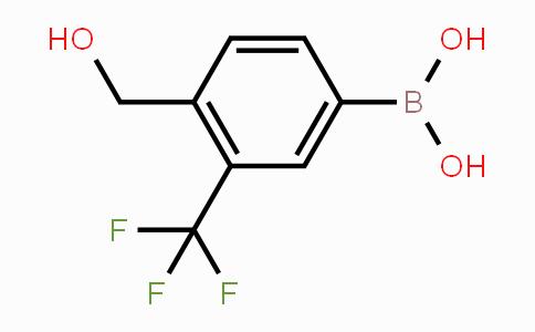 MC453360 | 932390-39-1 | 4-(Hydroxymethyl)-3-(trifluoromethyl)phenylboronic acid