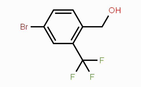 932390-36-8 | 4-Bromo-2-(trifluoromethyl)benzenemethanol