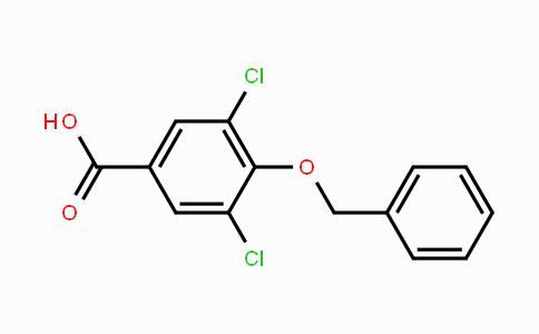 MC453366 | 41490-13-5 | 3,5-Dichloro-4-phenylmethoxybenzoic acid