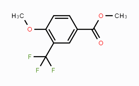 576170-42-8 | Methyl 4-methoxy-3-(trifluoromethyl)benzoate