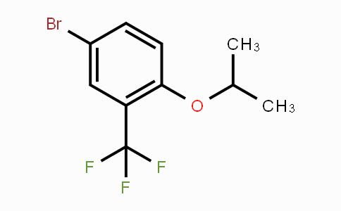 914635-61-3 | 5-Bromo-2-isopropoxybenzotrifluoride