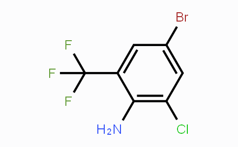 MC453381 | 870703-71-2 | 4-Bromo-2-chloro-6-(trifluoromethyl)aniline