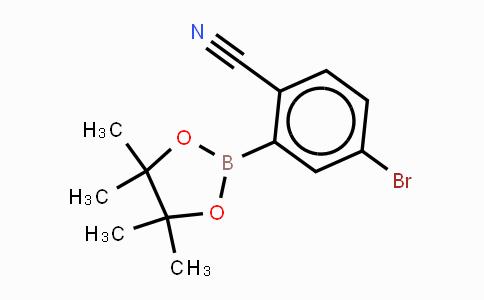 MC453385 | 863868-20-6 | 5-Bromo-2-nitrilephenylboronic acid pinacol ester
