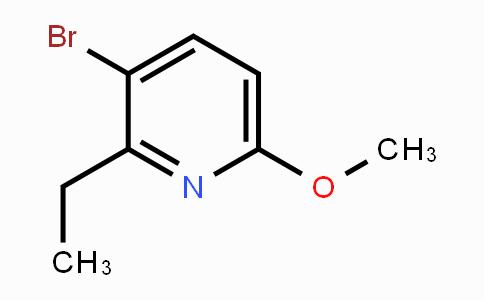 MC453390 | 848360-86-1 | 3-Bromo-2-ethyl-6-methoxypyridine