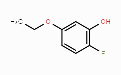 577793-66-9 | 5-Ethoxy-2-fluorophenol