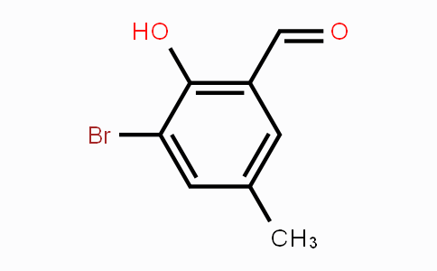 33172-54-2 | 3-Bromo-2-hydroxy-5-methylbenzaldehyde