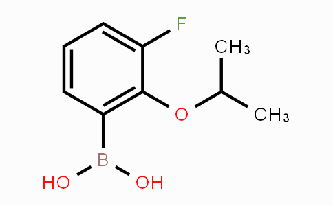 2121511-87-1 | 3-Fluoro-2-isopropoxyphenylboronic acid